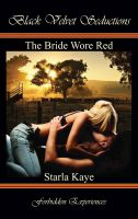 Cover for 'The Bride Wore Red'